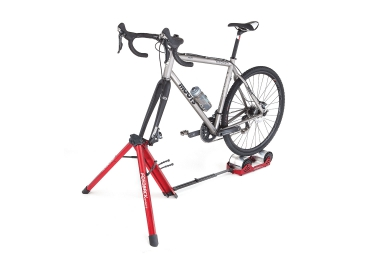FEEDBACK SPORTS Home Trainer OMNIUM Portable Rouge
