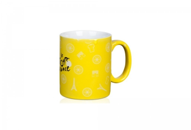 TOUR DE FRANCE MUG Céramique Yellow 2016
