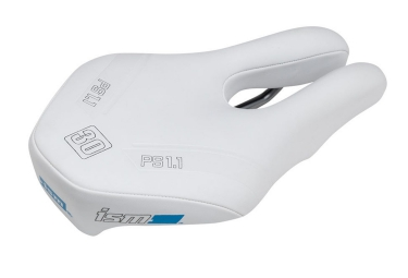 Selle ISM PS 1.1 Blanc