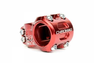 Potence VTT CHROMAG HI-FI 35 Rouge