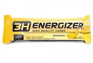 QNT Barre Energétique 3H ENERGIZER Banane 80gr