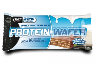 QNT Barre Protéinée PROTEIN WAFER Vanille Yaourth 35gr