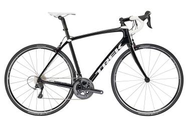 Vélo Route TREK DOMANE SL 6 2017 Shimano Ultegra 11V Noir