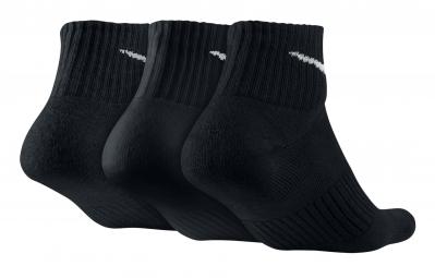 NIKE 3 Paires de chaussettes LIGHTWEIGHT Noir