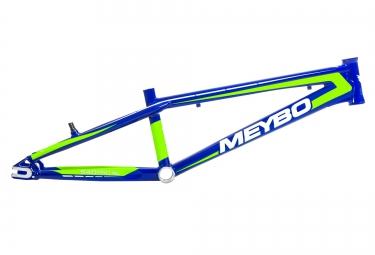 Cadre BMX Race MEYBO HOLESHOT 2016 Bleu Vert