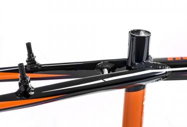 Cadre BMX Race MEYBO HOLESHOT 2016 Noir Orange