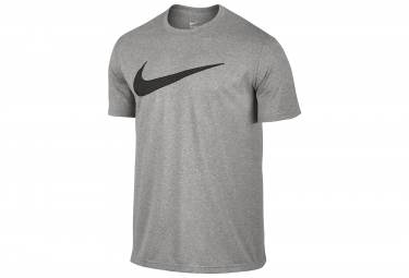 NIKE Maillot LEGEND SWOOSH Gris Homme