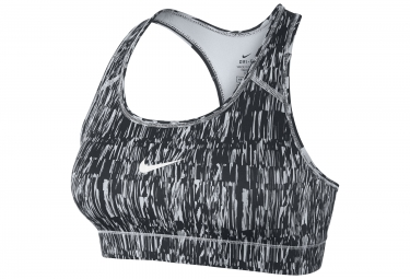 Brassière NIKE VICTORY COMPRESSION SCREEN FUZZ Gris