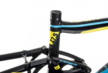 Cadre VIPER FIERY XC 27.5 Noir/Bleu