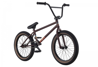 BMX Freestyle PREMIUM LA VIDA 21´´ Marron