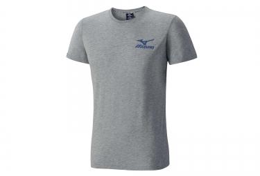 Tee Shirt MIZUNO LOGO Gris