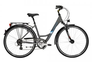 Vélo de Ville GITANE FLAMENCO 2016 Shimano Altus 8V Anthracite