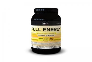Boisson Energetique QNT Full Energy Lemon 400g
