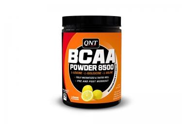 Complement Alimentaire QNT BCAA 8500 Citron 350g