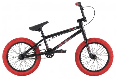 BMX Freestyle Haro Bikes DOWNTOWN 16'' Black 2016