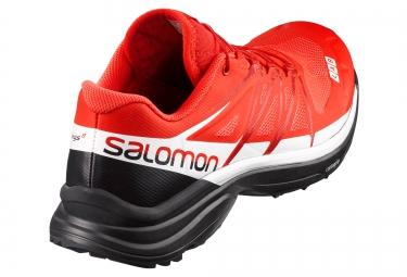 SALOMON S-LAB WINGS 8 RACING Rouge Noir