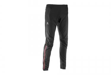Pantalon Running SALOMON S-LAB HYBRID Noir