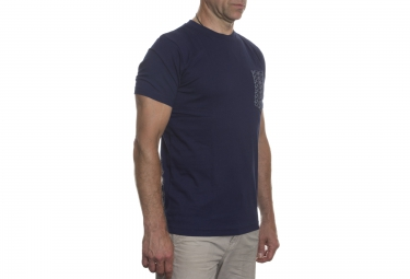 LeBram T-Shirt Pocket Bike Bleu Marine