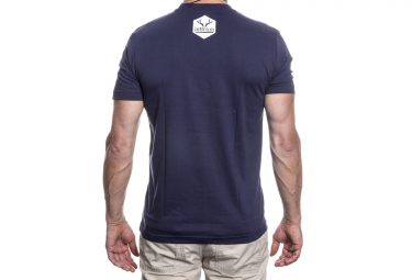 LeBram T-Shirt Side Bike Bleu Marine