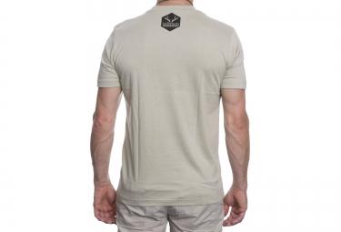 LeBram T-Shirt Freedom Machine Gris