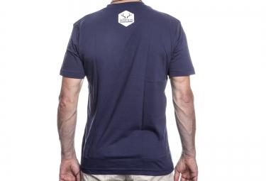 LeBram T-Shirt Point Bike Bleu Marine
