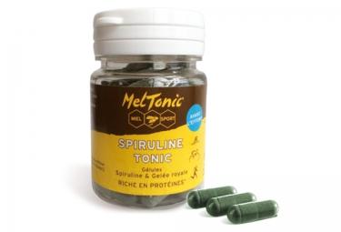 MELTONIC Complément Alimentaire SPIRULINE TONIC 60 gélules