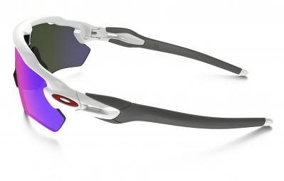 Lunettes Oakley RADAR EV PATH Blanc Violet
