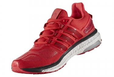 ADIDAS ENERGY BOOST 3 Rouge Homme