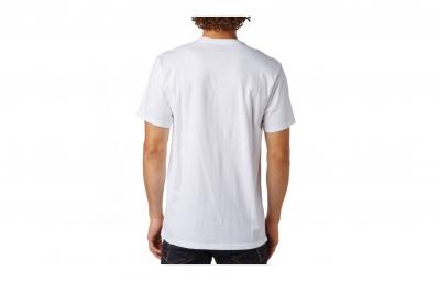 T-Shirt FOX PREFILTER Blanc