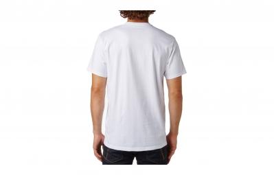 T-Shirt FOX ESCAPED Blanc