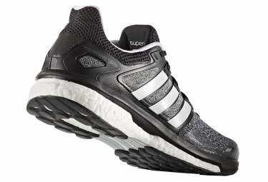 adidas SUPERNOVA GLIDE 8 Noir Gris Homme