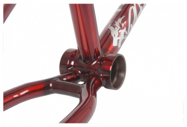 Cadre BMX FEDERAL PERRIN Rouge