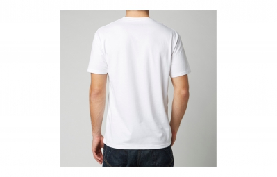 T-Shirt FOX BEAR REPUBLIC Blanc
