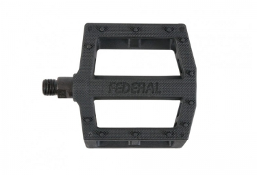 Pédales Plates BMX FEDERAL CONTACT Noir