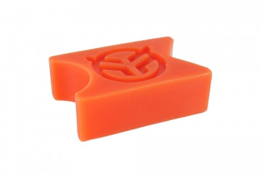 Wax FEDERAL BLOCK Orange