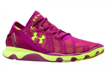 UNDER ARMOUR SPEEDFORM APOLLO Violet Femme