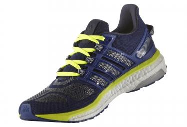 adidas running ENERGY BOOST 3 Bleu Jaune Homme