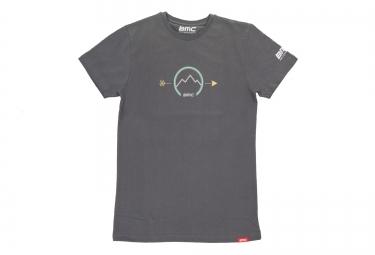 T-Shirt manches courtes BMC MOUNTAINBIKE Gris