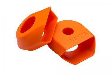Protège Manivelles Carbon RACE FACE Next SL G4 Orange