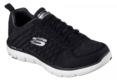 SKECHERS FLEX ADVANTAGE 2.0 Black