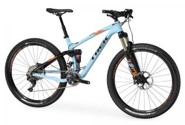 TREK 2016 Vélo Complet FUEL EX 9.8 Carbone 27.5´´ Bleu