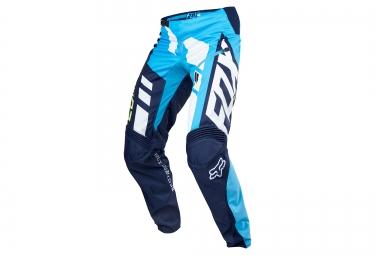 Pantalon FOX DEMO DH Bleu