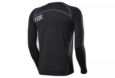 Sous Maillot Manches Longues FOX FREQUENCY Noir