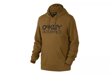 Sweat à Capuche OAKLEY DWR FP P/O Marron
