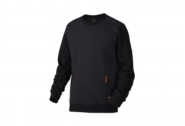 Sweat OAKLEY CHIPS THERMAL CREW Noir