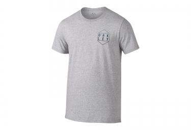 T-Shirt OAKLEY HEX-A-GONE Gris