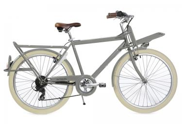 Vélo de Ville Arcade COURSIER 26´´ 7 Vitesses 26'' Gris