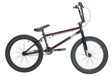 BMX Freestyle UNITED SUPREME 20.25´´ 2017 Rouge