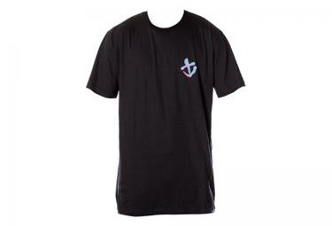 T-Shirt VOLUME 3D ANCHOR Noir