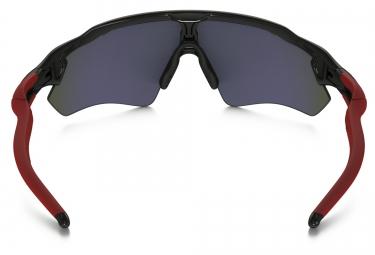 Lunettes Oakley RADAR EV PATH Noir Rouge